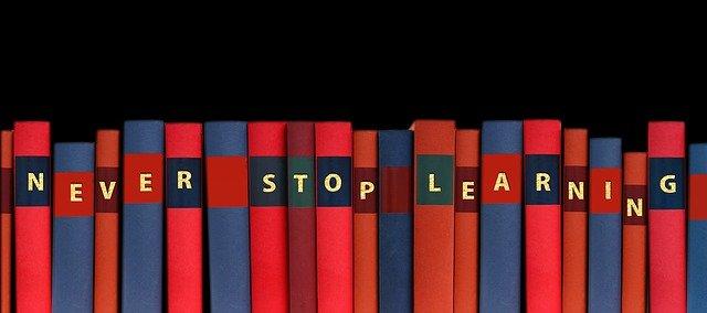 Adult Education Book Books  - geralt / Pixabay