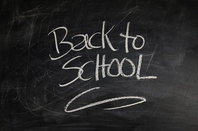 Board School Back To School Back  - geralt / Pixabay
