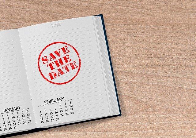 Calendar Book  Date Year Day  - DarkmoonArt_de / Pixabay