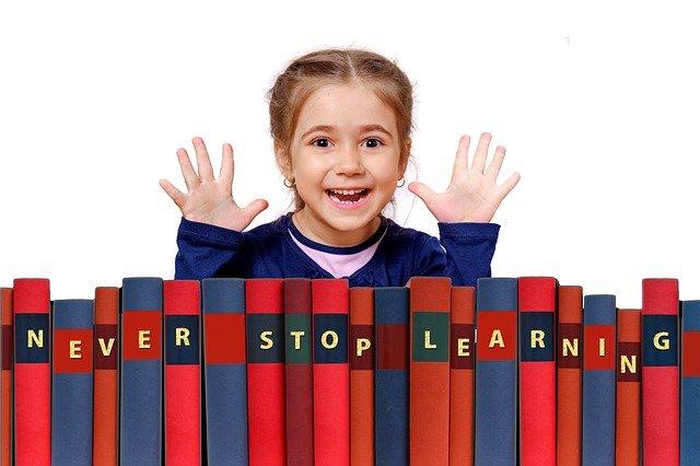 Learn School Nursery School Board  - geralt / Pixabay