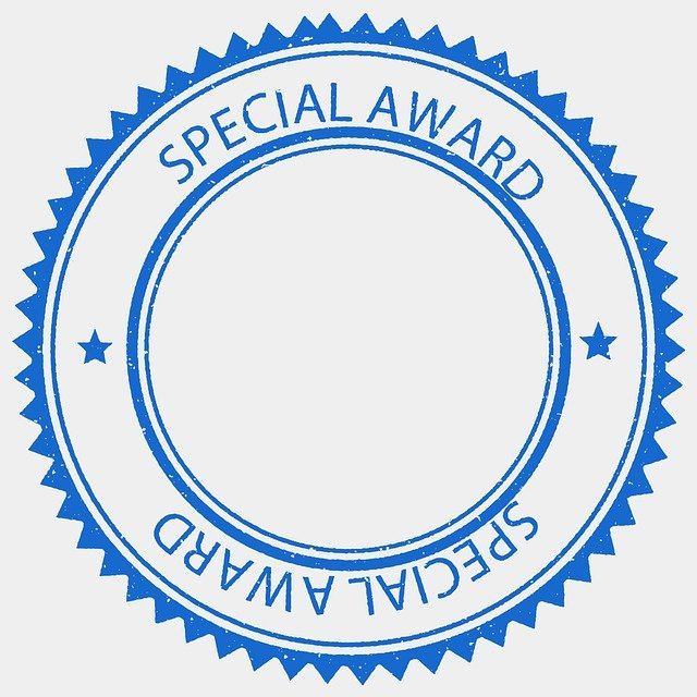 Award Prize Stamp Winner Reward  - TheDigitalArtist / Pixabay